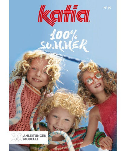 Katia KINDER Nr. 97 100% SUMMER