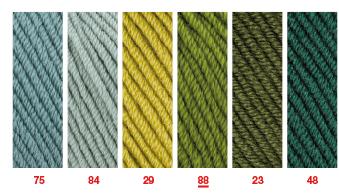 52 MERINO 100/% von Katia 102 m Wolle GRANATE - 50 g // ca