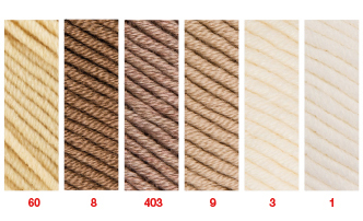 MAQUILLAJE 80 m Wolle MERINO SPORT von Katia - 50 g // ca 28