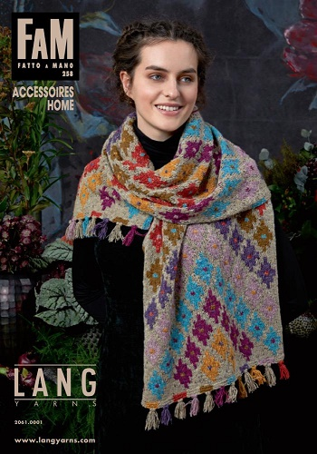 Lang Yarns FAM 258 - Accessoires + Home - Bild 1