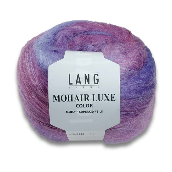 Lang Yarns MOHAIR LUXE COLOR - Bild 1