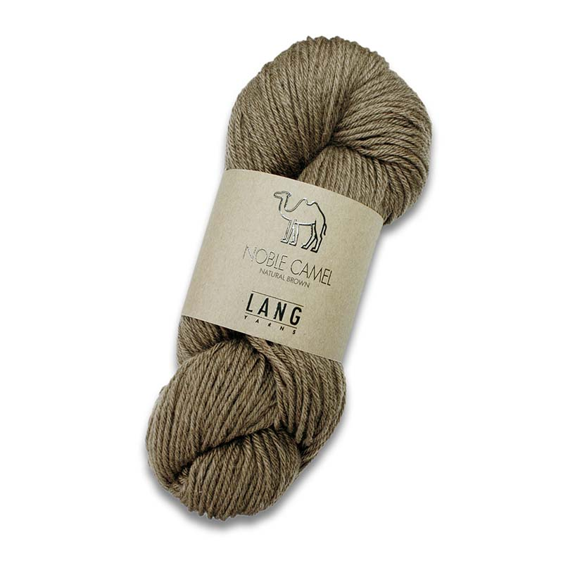 Lang Yarns NOBLE CAMEL - Bild 1