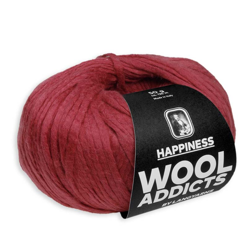 Lang Yarns WOOLADDICTS - HAPPINESS - Bild 1