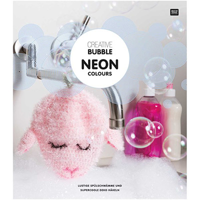 Rico Creative Bubble NEON COLOURS Heft - Bild 1