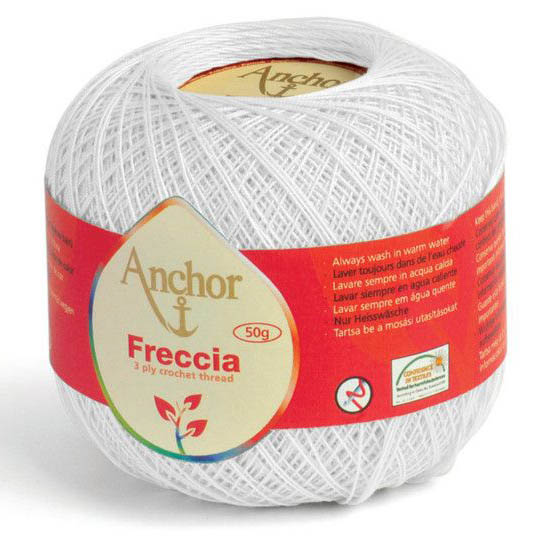 387 Colour No Coats Aida Crochet Cotton Thread 50g Size 5 Colour Beige