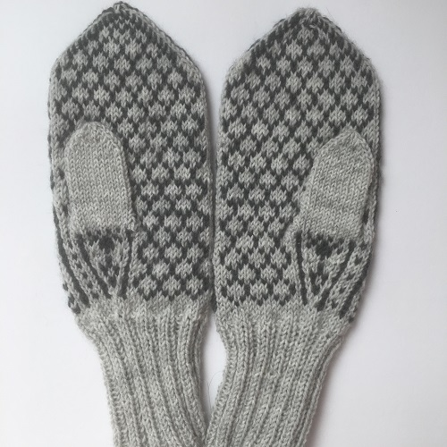Mittens size M - Image 2
