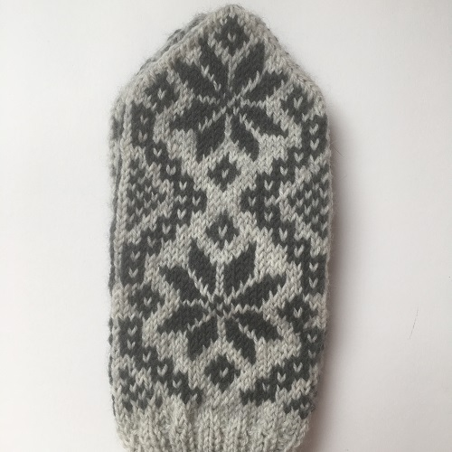 Mittens size M - Image 4