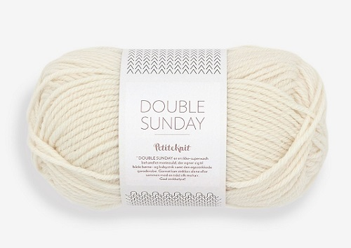 Sandnes DOUBLE SUNDAY PetiteKnit