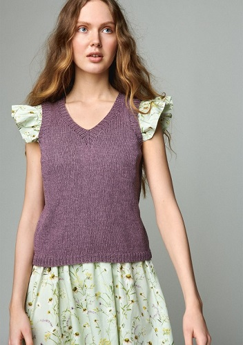 Sandnes HEFT 2104 SUMMER WOMAN - Image 3