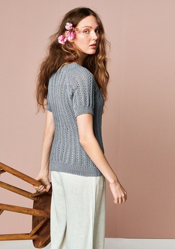 Sandnes HEFT 2104 SUMMER WOMAN - Image 4