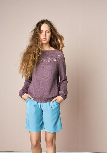 Sandnes HEFT 2104 SUMMER WOMAN - Image 6